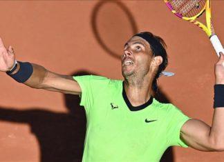 Rafael Nadal, Fransa Açık'ta 4. tura yükseldi