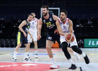 Anadolu Efes ile Fenerbahçe Beko arasındaki 3. maç yarın oynanacak