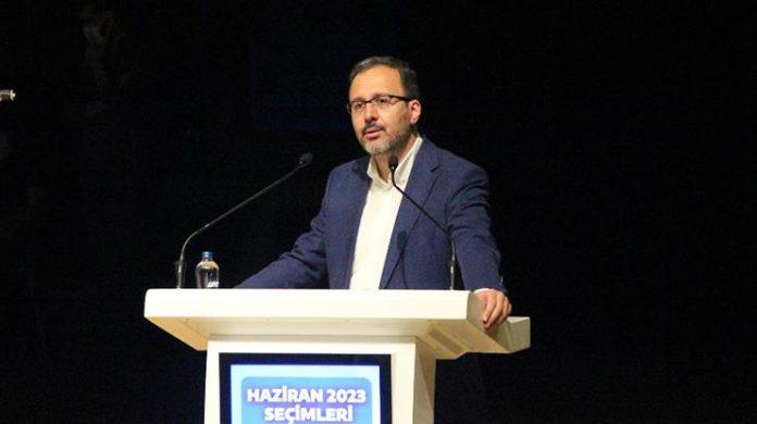 Bakan Muharrem Kasapoğlu'ndan milli atletlere tebrik