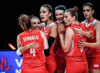 Voleybol: FIVB Milletler Ligi | Türkiye – Dominik Cumhuriyeti maç sonucu: 1-3