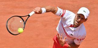 Novak Djokovic, Fransa Açık'ta çeyrek finale yükseldi