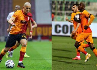 Olympiakos Galatasaray'dan Feghouli ve Onyekuru'yu transfer ediyor