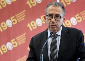 Galatasaray haberi… Metin Öztürk: Burak Elmas ile kafa kafaya gidiyoruz