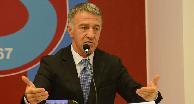 Trabzonspor Başkanı Ahmet Ağaoğlu'ndan transfer müjdesi!
