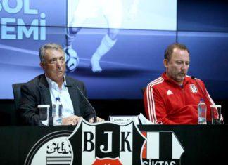 Beşiktaş'ta Sergen Yalçın çifte kupalı sezonun ödülünü istiyor!