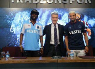 Trabzonspor'dan transferde gövde gösterisi