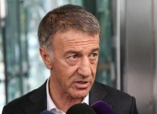 Ahmet Ağaoğlu: Avrupa'nın gözü Trabzonspor'un yetiştirdiği oyuncularda