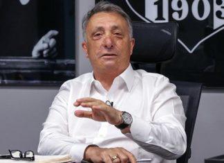 Beşiktaş Başkanı Ahmet Nur Çebi'den transferler için flaş karar!