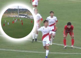 Antalyaspor'da Emre Demir'den yılın golü!