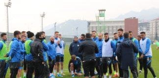 Çaykur Rizespor'un kamp programı belli oldu