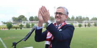 Antalyaspor Kulübü Derneğinin başkanlığına Emin Kemal Hesapçıoğlu seçildi