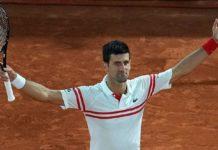 Djokovic: Hayatım boyunca unutamayacağım maçlardan birisi