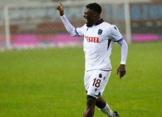 Trabzonsporlu Ekuban için Saint-Etienne iddiası