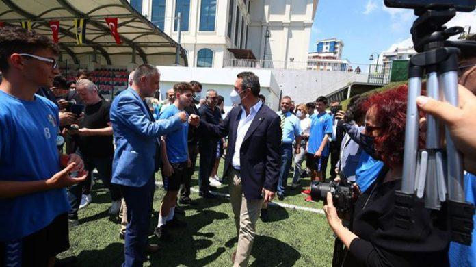 Ali Koç, Fenerbahçe Kulübü Maltepe şubesinin genel kuruluna katıldı