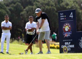Golf Challenge 2021'de kazananlar belli oldu