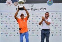 Federasyon Kupası'nda şampioın  Mehmet Kazan oldu