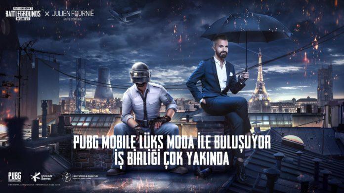 PUBG MOBILE'dan ünlü moda tasarımcısıyla iş birliği