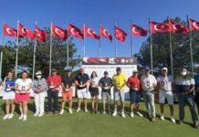 15 Temmuz Demokrasi ve Milli Birlik Golf Turnuvası sona erdi