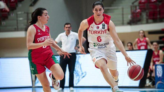 ÖZET   Türkiye-Portekiz: 70-58