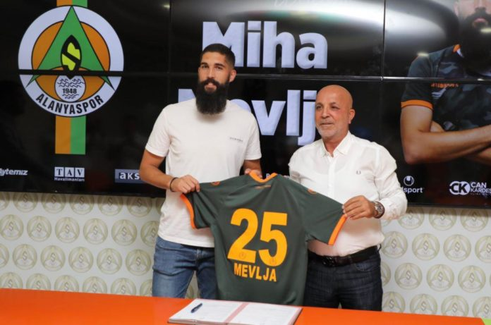 Hasan Çavuşoğlu: Miha Mevlja, Alanyaspor'a çok şey katacak