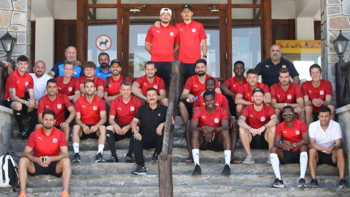 Sivasspor'un Bolu kampı sona erdi