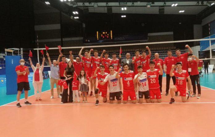 U18 Milli Takımı, Balkan Şampiyonası'na galibiyetle başladı