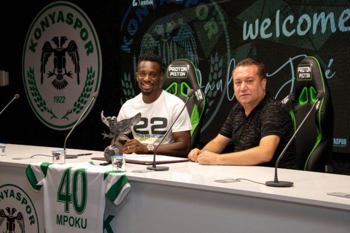 Konyaspor, Paul Jose Mpoku'yu transfer etti