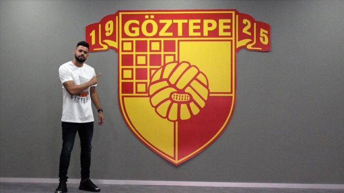 Lourency: Göztepe formasıyla çok iyi bir sezon geçirmek istiyorum