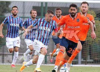 (ÖZET) Trabzonspor – Başakşehir hazırlık maçı sonucu: 0-0