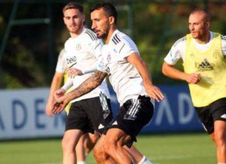 Beşiktaş, yeni sezon hazırlıklarına devam etti