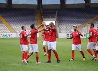 Antalyaspor hazırlık maçında Menemenspor'u 4-1 yendi
