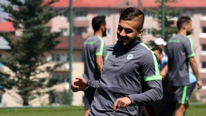 Oğulcan Ülgün: Öncelikli hedefim Konyaspor'u milli takımda temsil etmek