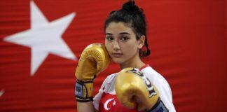 Genç milli kick boksçu Hatice Nur Tunç, Avrupa şampiyonasında madalya hedefliyor