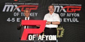 Dünya Motokros Şampiyonası'nın 10. ayak yarışı Afyonkarahisar'da yapılacak