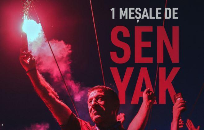 Trabzonspor haberi: Meşaleyi Başkan Ahmet Ağaoğlu yakacak!