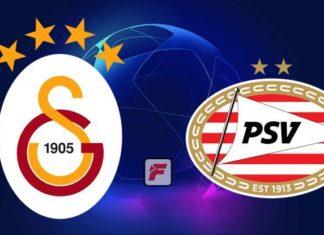 Galatasaray maçı hangi kanalda? Galatasaray – PSV maçı şifresiz ne zaman, hangi kanalda, saat kaçta?