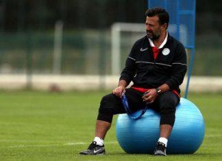 Çaykur Rizespor Teknik Direktörü Bülent Uygun'dan transfer açıklaması