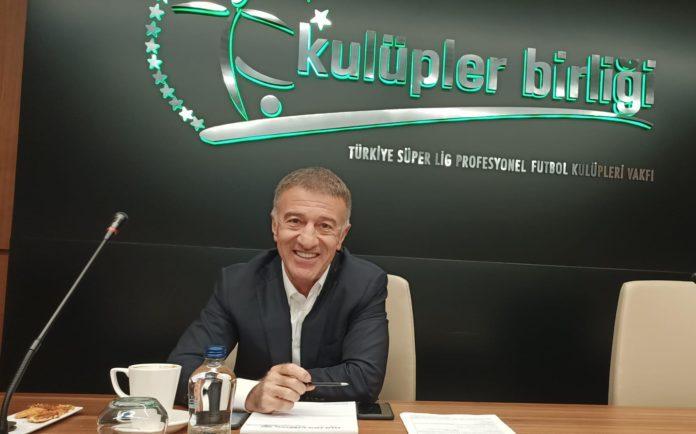 Ahmet Ağaoğlu: Yayıncı kuruluşla alakalı olarak çok ciddi sıkıntı vardır