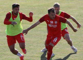 Sivasspor, Petrocub maçına hazır