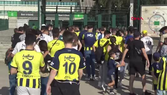 Taraftar Fenerbahçe'den umutlu