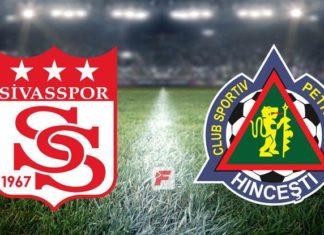 Sivasspor maçı hangi kanalda? Sivasspor – Petrocub maçı ne zaman, saat kaçta, hangi kanalda?