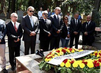 Ali Sami Yen, vefatının 70. yıl dönümünde anıldı