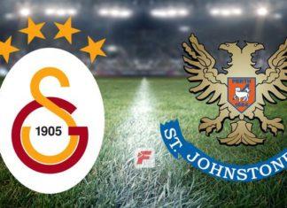 Galatasaray – St. Johnstone maçı ne zaman oynanacak? GS-St. Johnstone maçı saat kaçta ve hangi kanalda olacak?