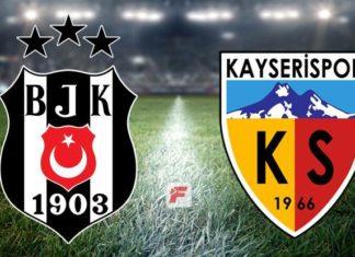 Beşiktaş – Kayserispor hazırlık maçı ne zaman, saat kaçta, hangi kanalda?