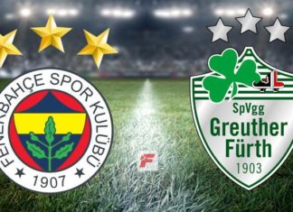 Fenerbahçe – Greuther Fürth hazırlık maçı ne zaman, saat kaçta, hangi kanalda?
