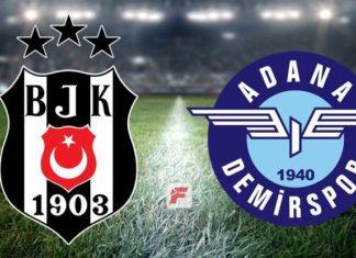 Beşiktaş-Adana Demirspor maçı ne zaman, saat kaçta, hangi kanalda? (Bjk-Adana Demir muhtemel 11'ler)