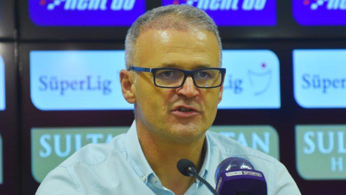 Malatyaspor Teknik Direktörü İrfan Buz: Golü atan kazanır havası vardı