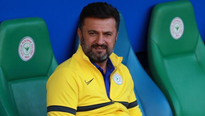 Bülent Uygun'dan Çaykur Rizespor'a veda mesajı