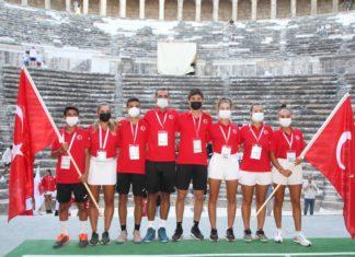 Teniste geleceğin yıldızlarının dünya kupası heyecanı Antalya'da başladı