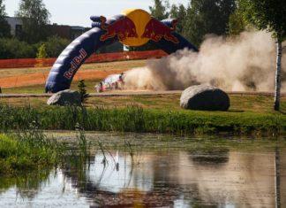 Dünya Ralli Şampiyonası'nda (WRC) heyecan Finlandiya'ya yaşanıyor